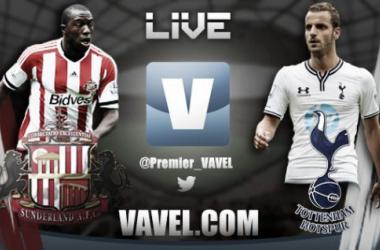 Resultado Sunderland - Tottenhamen la Premier League