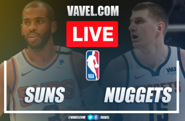 Highlights and Best Moments: Suns 116-102 Nuggets in NBA Playoffs 2021