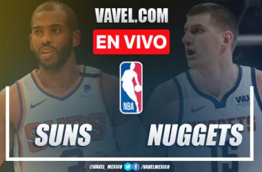 Resumen y mejores momentos del Suns 116-102 Nuggets en Playoffs de la NBA 2021