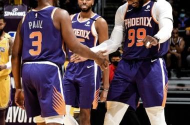 NBA- Miracolo Phoenix! I Suns eliminano i Lakers allo Staples Center