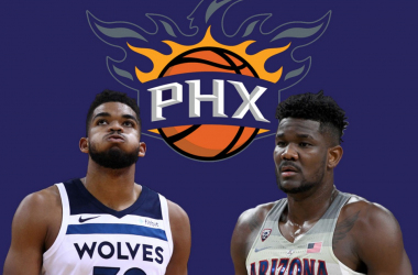 Karl-Anthony Towns of Deandre Ayton? That is the question the Suns are currently facing.
