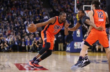 Oklahoma City Thunder Struggling Against NBA's Top Teams