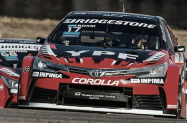 Súper TC2000: Rossi y una nueva pole