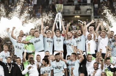 Supercoppa Tim - Lazio: i motivi del trionfo