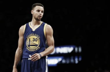 After years of wowing fans and haters alike with his crazy shooting, Stephen Curry is getting a nice payday. Photo: Kathy Willens/AP Photo.