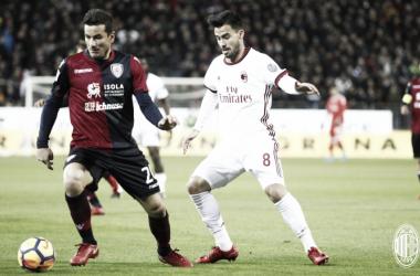 Suso, de nuevo titular | Foto: AC Milan