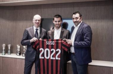 (Foto: Divulgação/AC Milan)