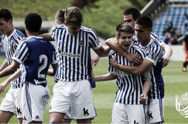 Presencia blanquiazul en las dos finales del Torneo Internacional Real Sociedad