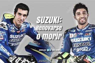 Suzuki, renovarse o morir