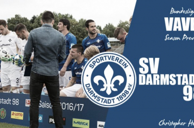SV Darmstadt 98 - Bundesliga 2016-17 Season Preview: Do Die Lilien have what it takes to beat the drop again?