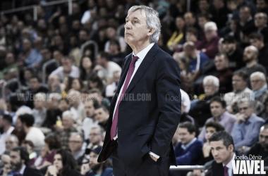 """Pesic avisa: """"Será un partido duro hasta el final y necesitaremos estar concentrados para ganar"""""""