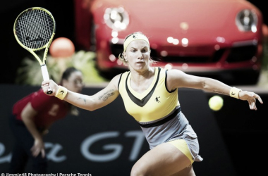 Svetlana Kuznetsova moves on to the second round | Photo: Jimmie48 Tennis Photography