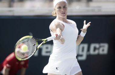 Svetlana Kuznetsova in action at the Rogers Cup | Photo: Jimmie48 Tennis Photography