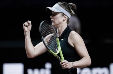 Elina Svitolina venceu Angelique Kerber noWTA 500 de Stuttgart 2021 (ATP / Divulgação)