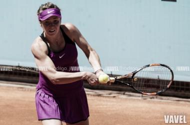 WTA Madrid - I risultati: fuori Svitolina e Konta