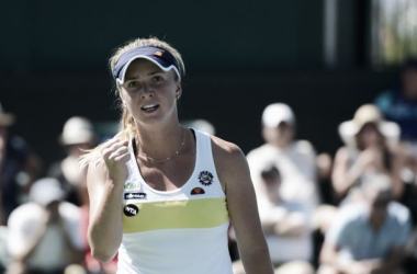 Elina Svitolina is the 8th seed (Credit: Svitolina.com)