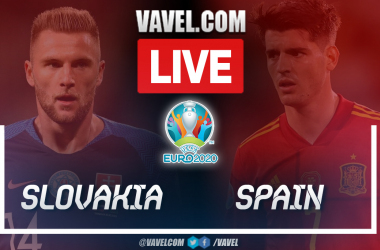 Goals and Highlights: Slovakia 0-5 Spain in Euro