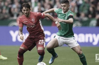 Düsseldorf ou Werder Bremen? Briga contra rebaixamento direto se estende à última rodada