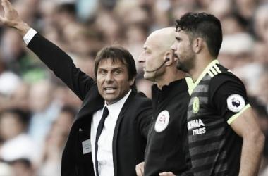 "Antonio Conte lamenta empate com Swansea: ""Chelsea merecia vencer"""