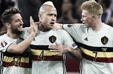 Suecia – Bélgica: puntuaciones de Bélgica, jornada 3 de la Eurocopa2016