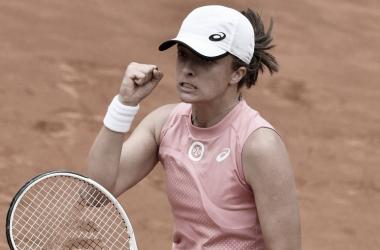 Polonesa soma três títulos na carreira (Foto: Divulgação/WTA)