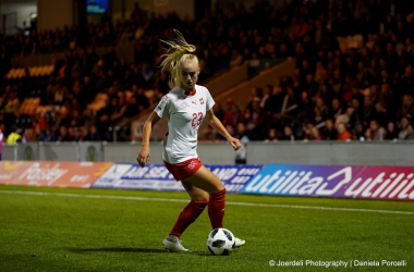 UEFA Women's World Cup: Belgium 2-2 Switzerland