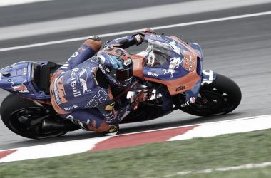 Hafizh Syahrin / Foto: Red Bull KTM Tech3