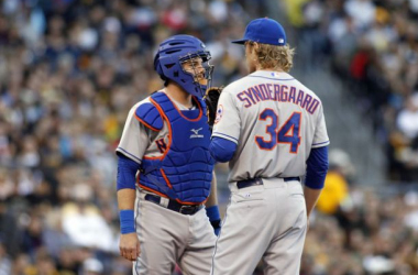 Mets' Syndergaard Gets ERA Adjusted From 2.55 to 1.82 Without Throwing A Pitch