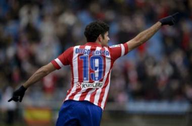 Atlético de Madrid joga bem, vence o Valladolid e assume a liderança temporária