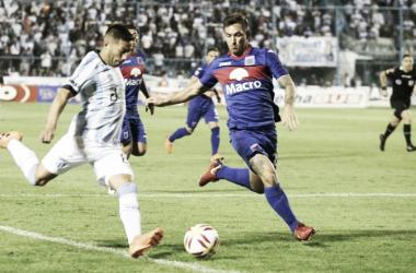El último partido entre ambos fue en Tucumán (Foto: Infobae).