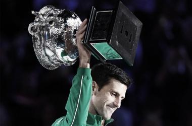 Djokovic reacciona y levanta su octavo título en Australia