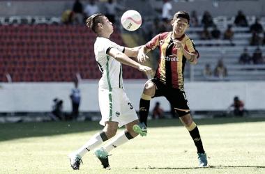 Pocas acciones de peligro hubo en el partido | Foto: Ascenso MX