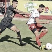 foto del ultimo encuentro de deportivo Maipú ante Mitre