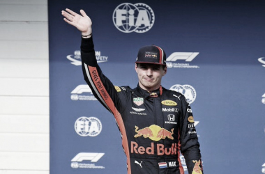 Verstappen se queda con la pole en Interlagos