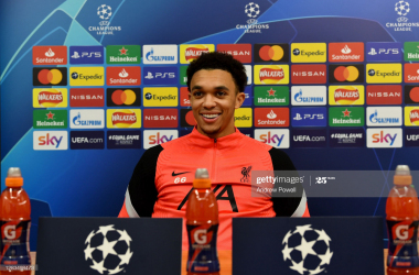 The key quotes from Trent Alexander-Arnold's pre- Atalanta press conference