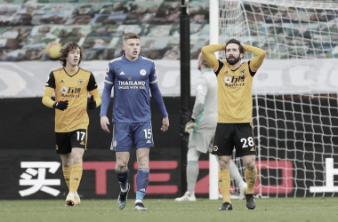 Wolverhampton y Leicester firman tablas