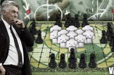 El Tablero del Rey: reestructuración por las bajas