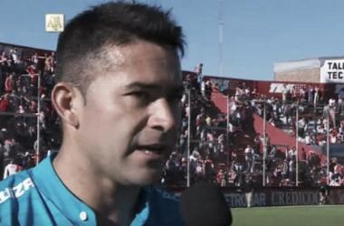 El delantero de Belgrano de a poco vuelve a su nivel.(Foto:capturatv-mundod)