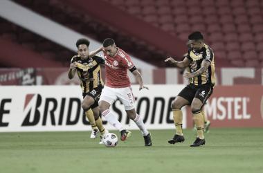 Thiago Galhardo é uma das apostas de gol do Inter (Divulgação/SC Internacional)