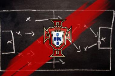 Portugal: 4-4-2 losango ou retorno ao 4-3-3?