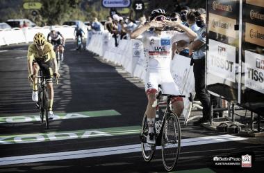 Pogačar vuelve a ganar yRogličsigue comandando el Tour con puño de hierro