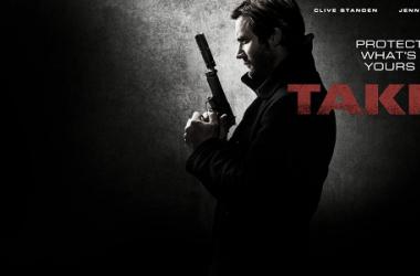 Afiche primera temporada de Taken. Fotografía de TodoCVCD