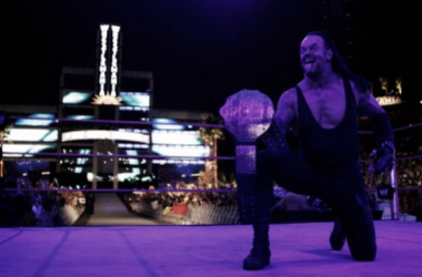 The Undertaker's Top Five WrestleMania Matches