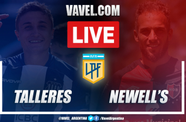Resumen Talleres vs Newell's (2-2) en la fecha 3 por Copa de la Liga Profesional 2021