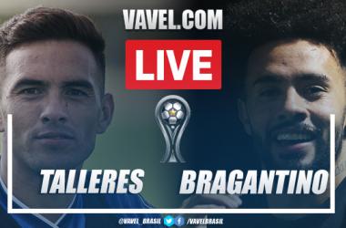 Gol e melhores momentos de Talleres 0 x 1 Bragantino pela Copa Sul-Americana