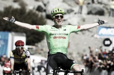 Ciclismo - Talansky annuncia il ritiro