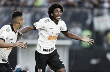 Talles Magno contra o São Paulo (Foto: Reprodução / Vasco)
