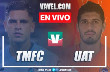 Resumen y goles Tampico Madero (0-0) Correcaminos en Ascenso MX 2019