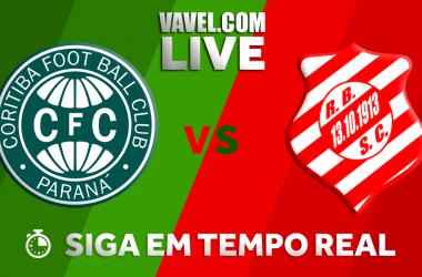 Resultado Coritiba x Rio Branco pelo Campeonato Paranaense 2018 (3-0)
