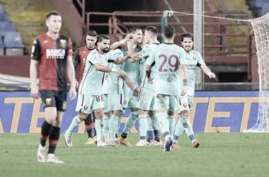 Em confronto direto, Torino derrota Genoa e conquista primeira vitória na Serie A